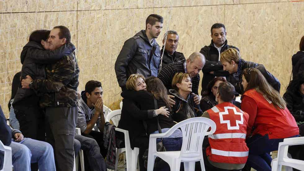 Este lunes se celebrará el funeral por los 14 fallecidos en el accidente de Murcia