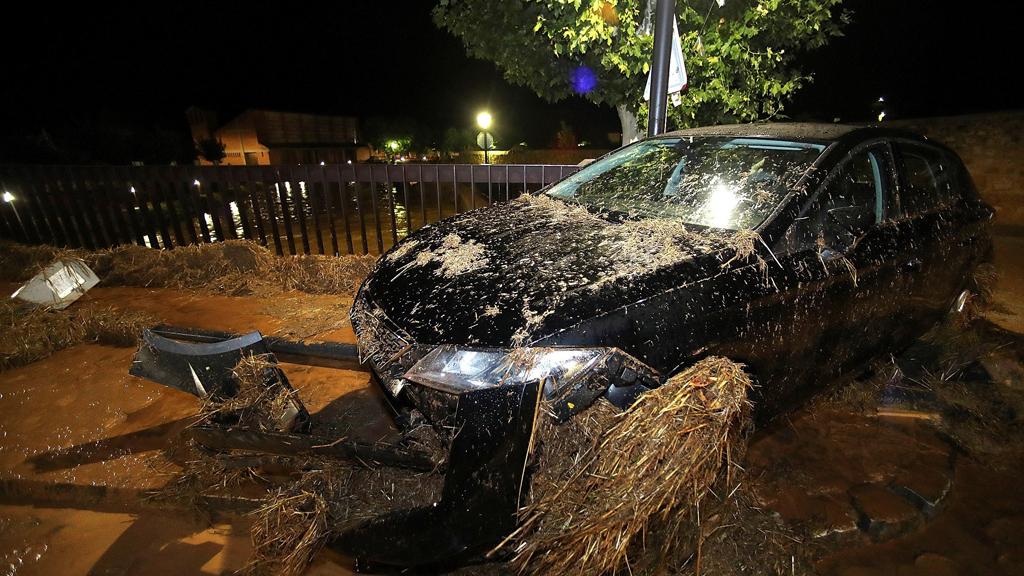 La Mañana - Soria, una de las ciudades más afectadas por la riada