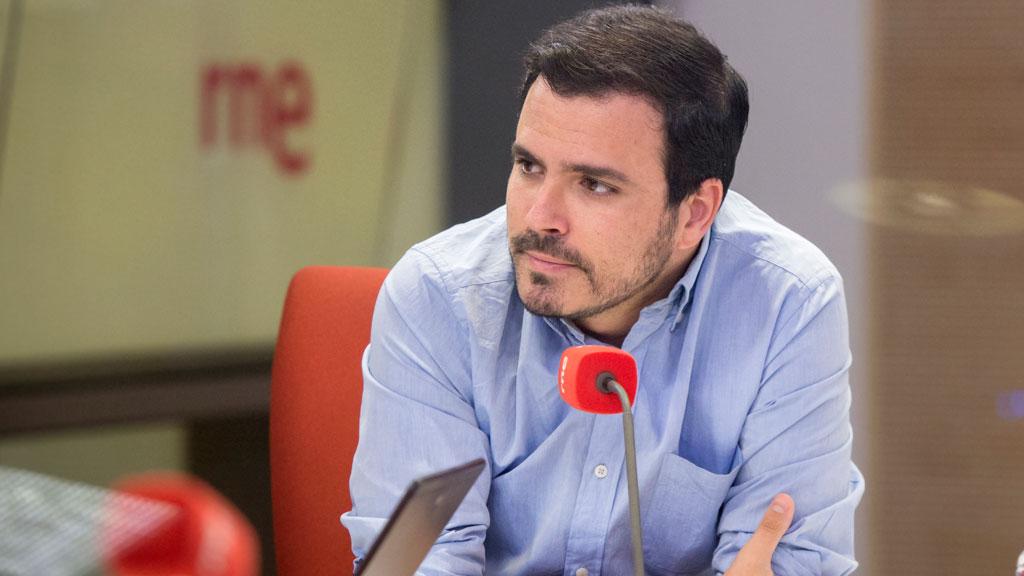 Garzón reconoce sintonía entre UP, el PSOE y el Gobierno