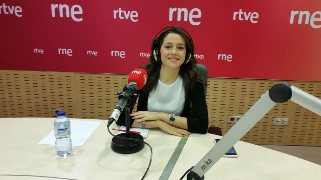 Inés Arrimadas (Cs): Si fuera por nosotros el 155 seguiría