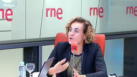 """Dolors Montserrat: """"Hay que mantener la reforma laboral"""""""