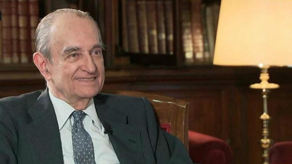 L.Lavilla, uno de los impulsores del pacto constitucional