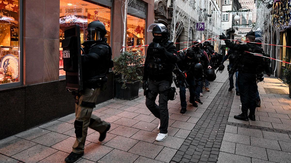 Todo indica que lo de Estrasburgo es un ataque terrorista