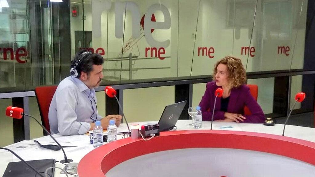 Batet no contempla el derecho a decidir en Cataluña