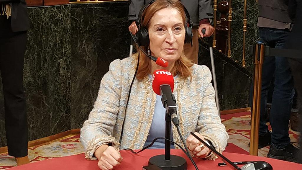 Ana Pastor opina sobre la reforma de la Constitución
