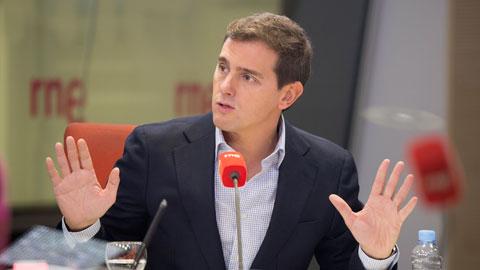 """Rivera: """"Habrá cambio en Andalucía si hay un escaño más"""""""