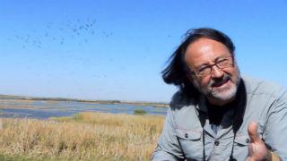 Aquí la tierra - La Mancha y sus moteles para aves