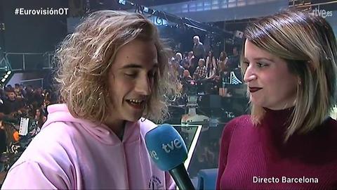 Eurovisión - Manel Navarro da sus favoritos para Eurovisión 2018
