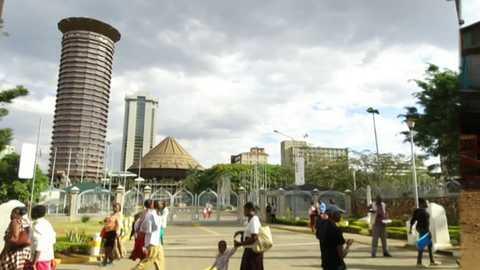 Pueblo de Dios - Manos Unidas, capital Nairobi