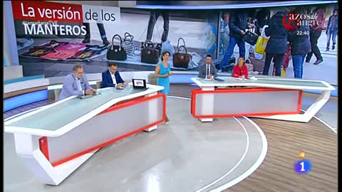 La Mañana - Los manteros dan su versión de los hechos
