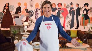 MasterChef Celebrity - Manuel Díaz 'El Cordobés', impulso y corazón