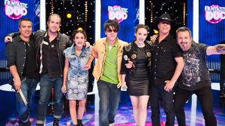 Fantastic Duo - Manuel España escoge a sus hijas para el dúo final