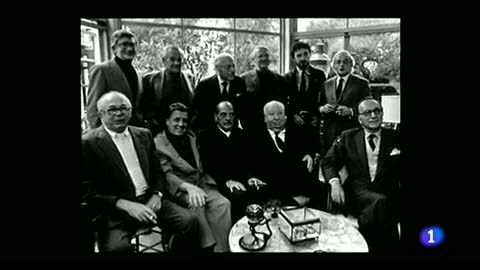 Manuel Hidalgo recuerda en un libro el encuentro entre Buñuel y Cukor