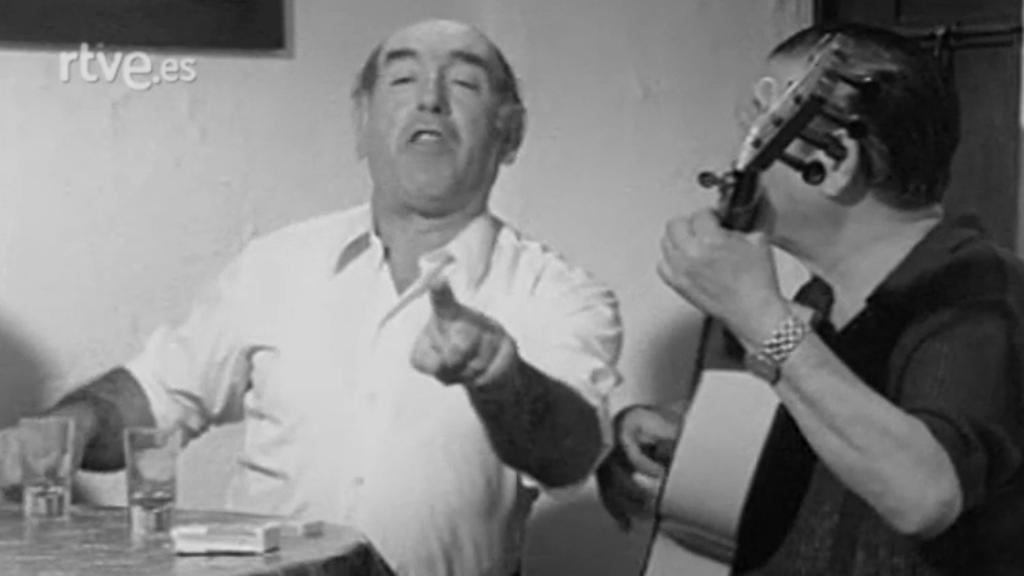 Rito y geografía del cante - Manuel Torre y Antonio Chacón