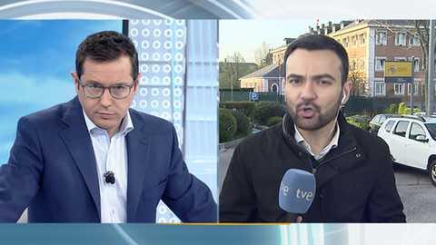 Los desayunos de TVE - Manuel Valls, exprimer ministro de Francia