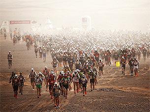 Maratón de las Arenas - Tercera etapa