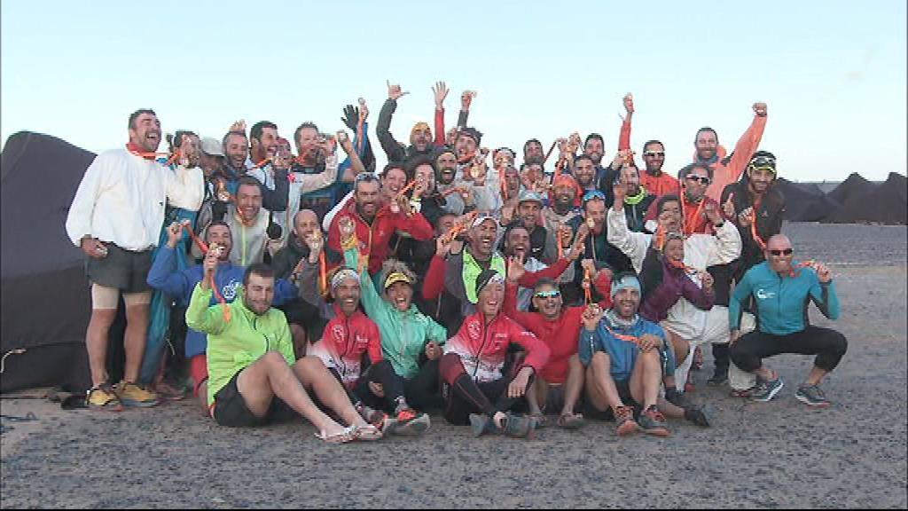 Documental - Maratón Des Sables
