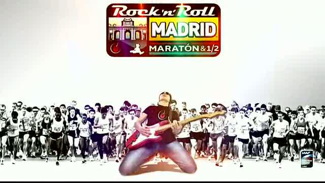 Atletismo - Maratón de Madrid. Parte 1