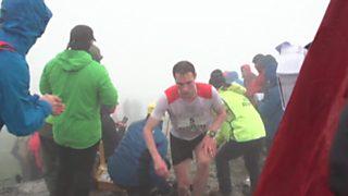 Carrera de montaña - Maratón montaña Zegama
