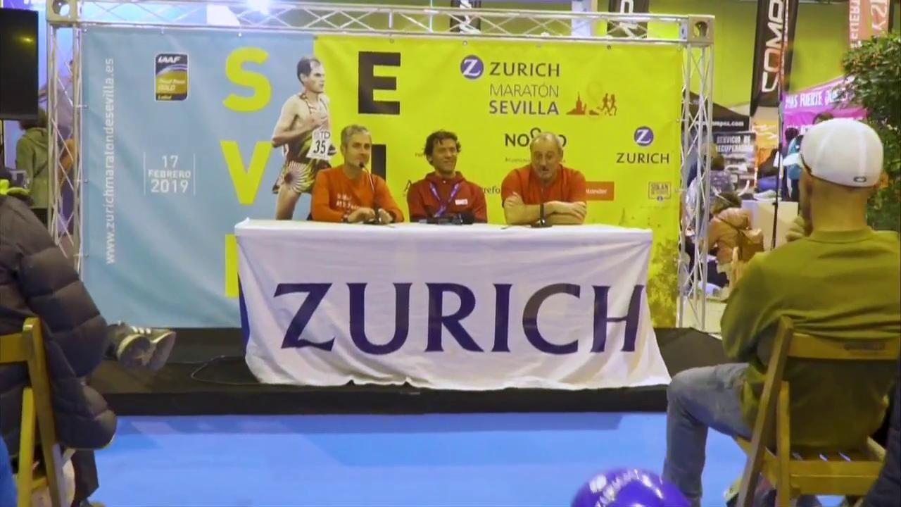 Atletismo - Maratón de Sevilla 2019 Resumen