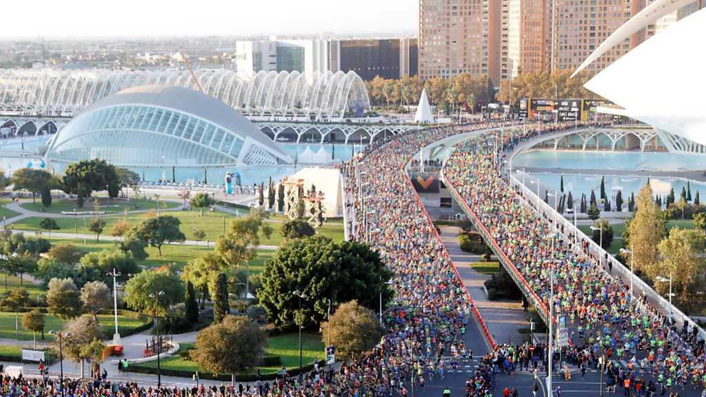 """Atletismo - Maratón Valencia """"Trinidad Alfonso 2017"""""""