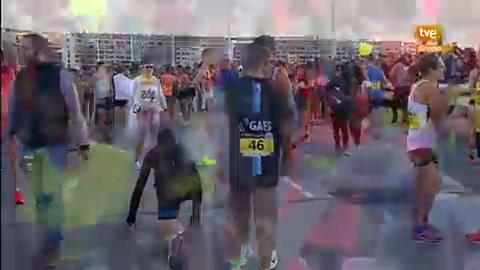 Atletismo - Maratón Valencia Trinidad Alfonso EDP 2018