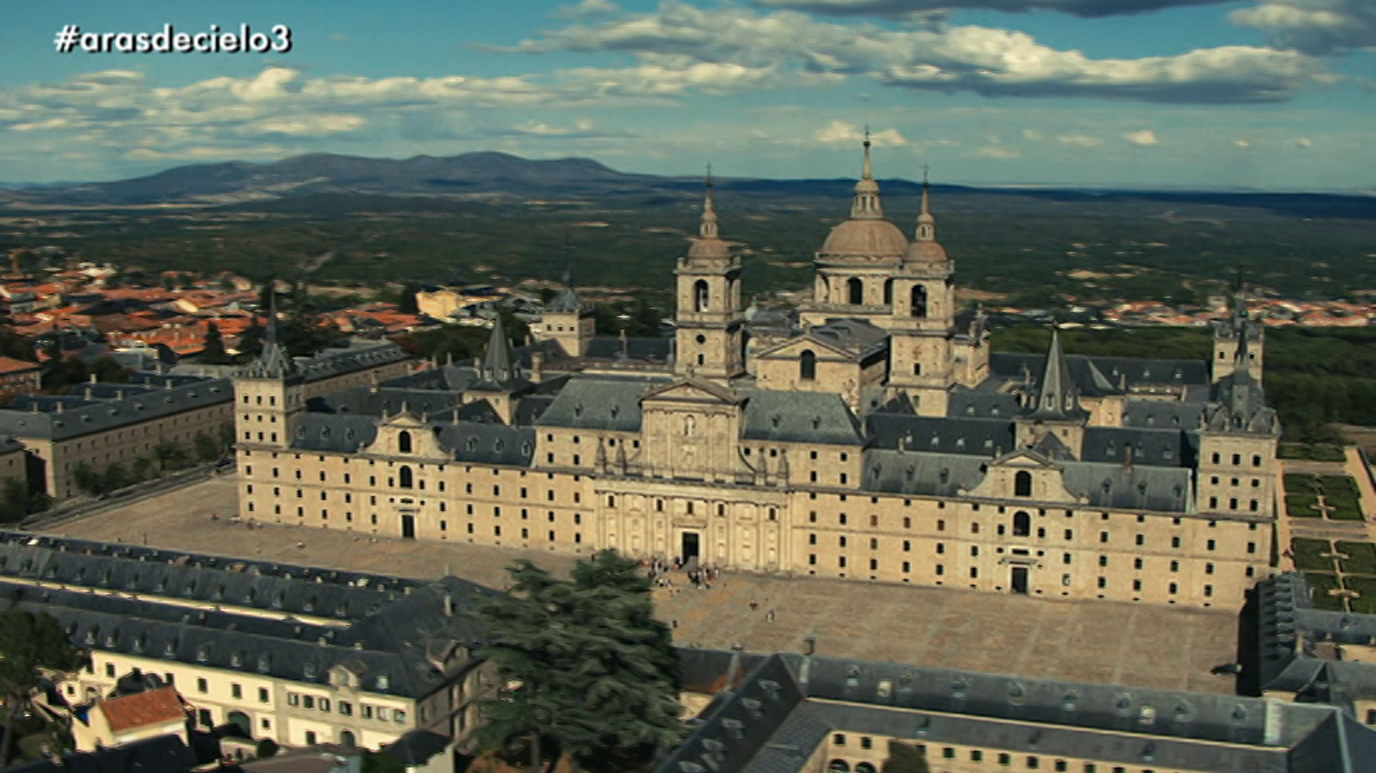 España a ras del cielo  - Maravillas