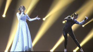"Eurovisión 2015 - Eslovenia: Marayaa - ""Here for you"""