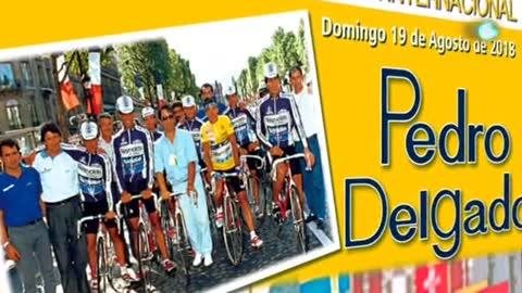 Ciclismo - Marcha Cicloturista Pedro Delgado 2018