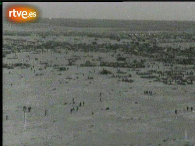 "Informe Semanal - La ""Marcha Verde"" sobre el Sahara Occidental 1975"