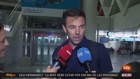 Marchena viaja a Rusia para formar parte del cuerpo técnico de la Selección