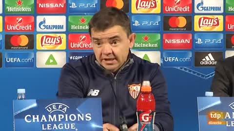 """Marcucci, """"contento por la clasificación"""" pero desea """"analizar el partido"""""""