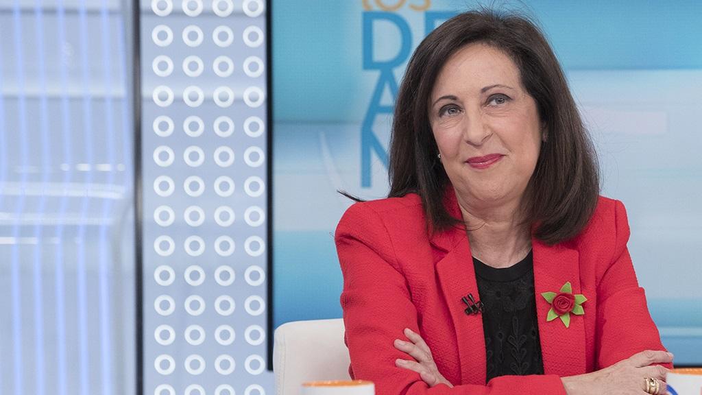 Los desayunos de TVE - Margarita Robles, portavoz del PSOE en el Congreso