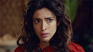 Águila Roja - Margarita se entera de que Gonzalo es el Águila Roja