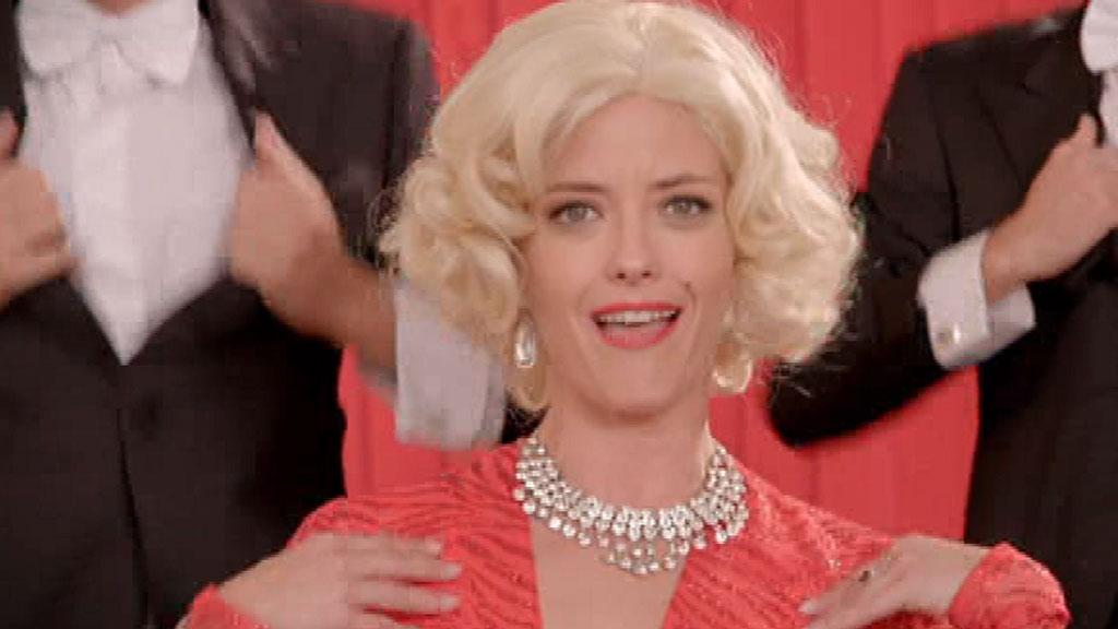 María Casado canta en 'Telepasión 2017'