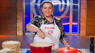 MasterChef Celebrity - María del Monte, ilusión por mejorar