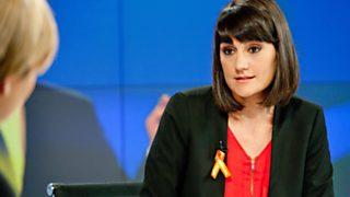 Los desayunos de TVE - María González Veracruz, secretaria de participación del PSOE