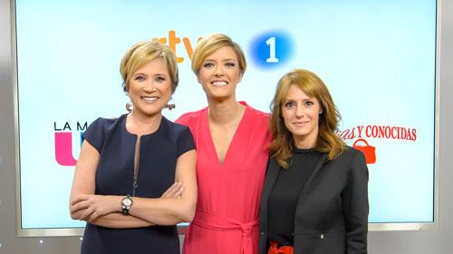 Maria, Inés y Macarena presentan nueva temporada de 'La mañana'
