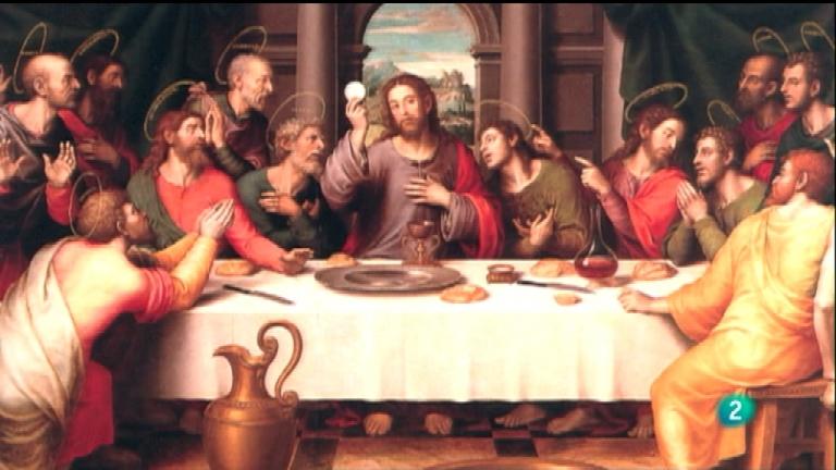 Últimas preguntas - María y Jesús en el Museo del Prado
