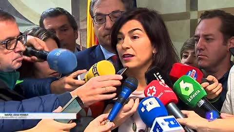 """María José Rienda: """"Estoy al corriente de todas mis obligaciones fiscales"""""""