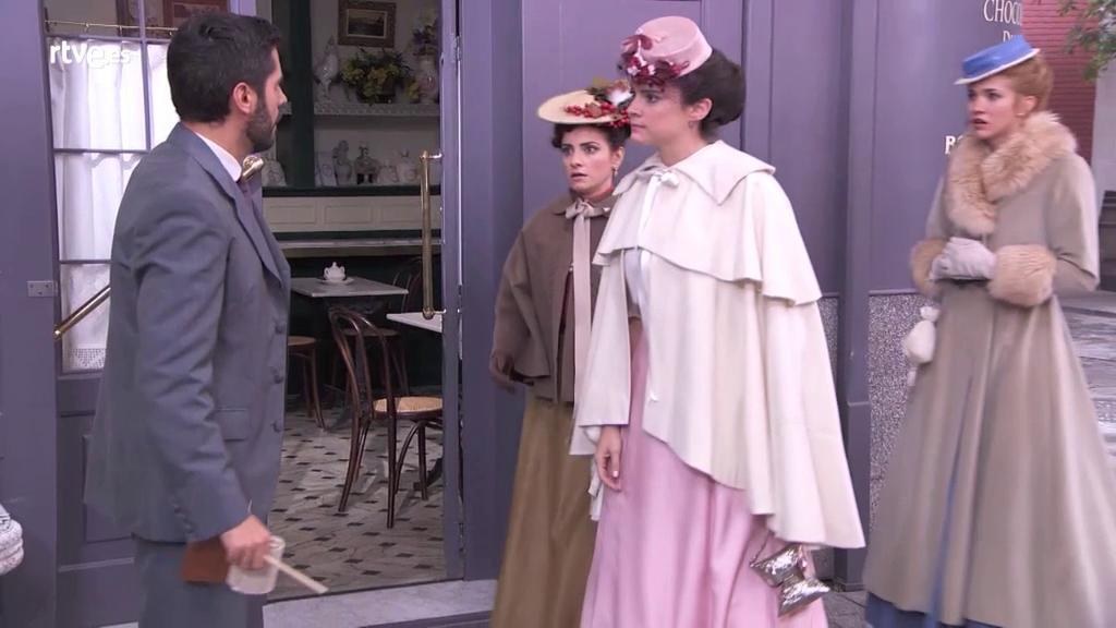 Acacias 38 - María Luisa rompe con Víctor