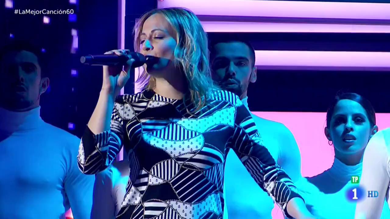 María Villalón canta 'La la la'