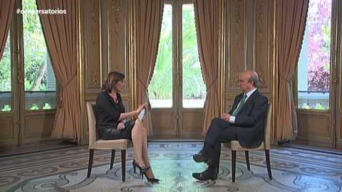 Conversatorios en Casa de América - Mariano Jabonero