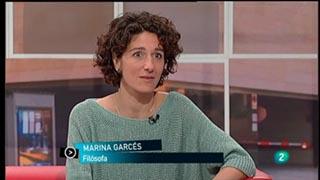 Para Todos La 2 - Entrevista:  Marina Garcés, profesora de Filosofía