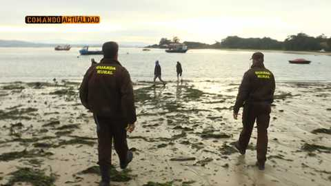 Comando Actualidad - De mariscada