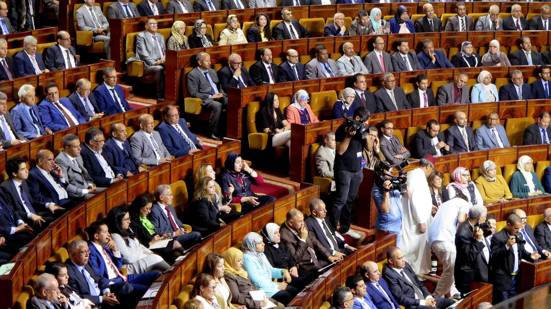 El Parlamento marroquí aprueba una ley para combatir la violencia de género