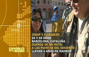 Españoles en el mundo - Marruecos - Josep y Elisabeth