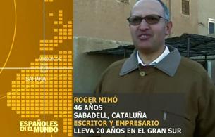 Españoles en el mundo - Marruecos - Roger