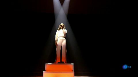 """OT 2018 - Marta canta """"Like a prayer"""" en la gala 10"""