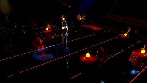 "OT 2018 - Marta canta ""One more try"" en la gala 11"